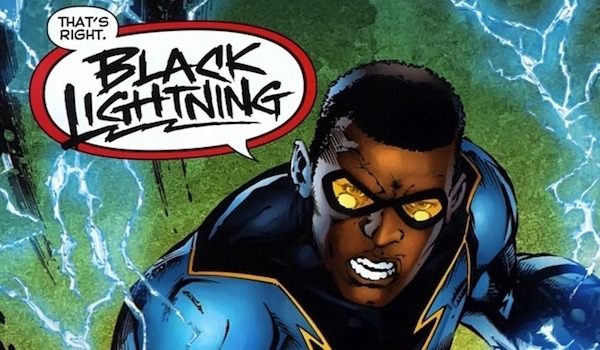 Black Lightning Comic