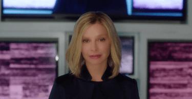 Calista Flockhart Resist Supergirl Trailer