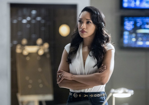 Candice Patton Infantino Street The Flash