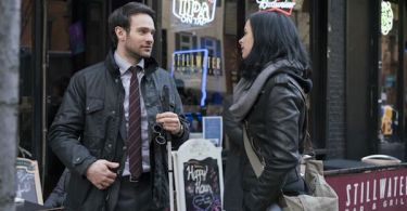 Charlie Cox Krysten Ritter The Defenders