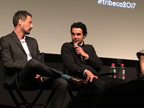 Christopher Abbott The Sinner Tribeca Panel