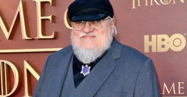 George R R Martin