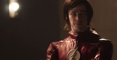 Grant Gustin The Once and Future Flash