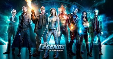 Legends of Tomorrow Season Three Poster