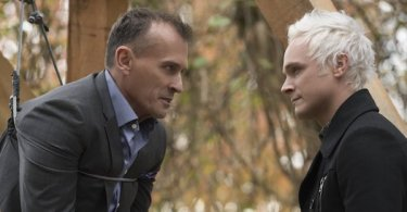 Robert Knepper David Anders Eat the Knievel iZombie