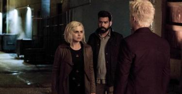 Rose McIver Rahul Kohli David Anders Dirty Nap Time iZombie