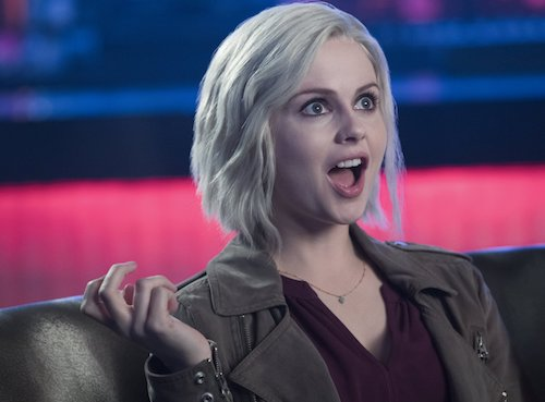 Rose McIver Some Like It Hot Mess iZombie
