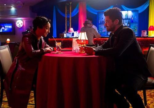 Ruth Negga Dominic Cooper Preacher Season Two