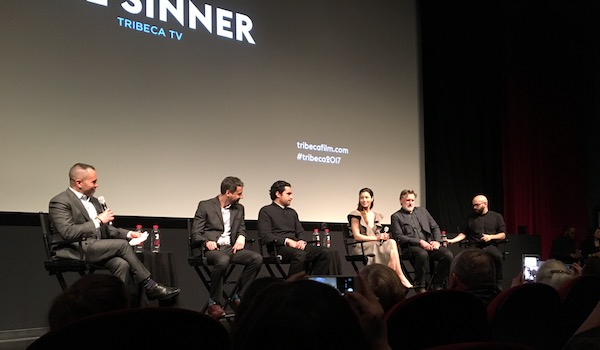 The Sinner Tribeca Panel