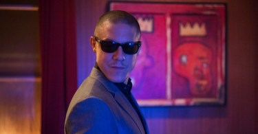 Theo Rossi Shades Luke Cage