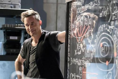 Tom Cavanagh Cause and Effect The Flash