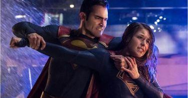 Tyler Hoechlin Melissa Benoist Nevertheless, She Persisted Supergirl