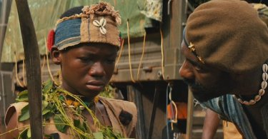 Abraham Attah Idris Elba Beasts of No Nation