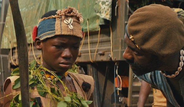 Abraham Attah Idris Elba Beasts of No Nation