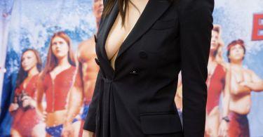Alexandra Daddario Baywatch Berlin Film Premiere