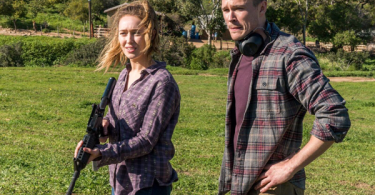 Alycia Debnam-Carey Sam Underwood Fear The Walking Dead Red Dirt