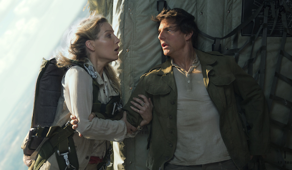 Annabelle Wallis Tom Cruise The Mummy