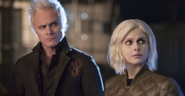 David Anders Rose McIver Conspiracy Weary iZombie