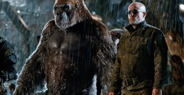 Gorilla Woody Harrelson War for the Planet of the Apes