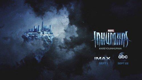 Inhumans Movie Poster Banner
