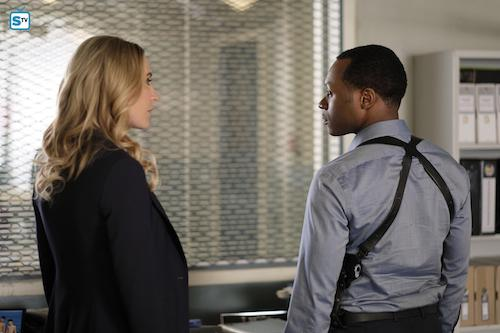Jessica Harmon Malcolm Goodwin Looking for Mr. Goodbrain, Part 2 iZombie