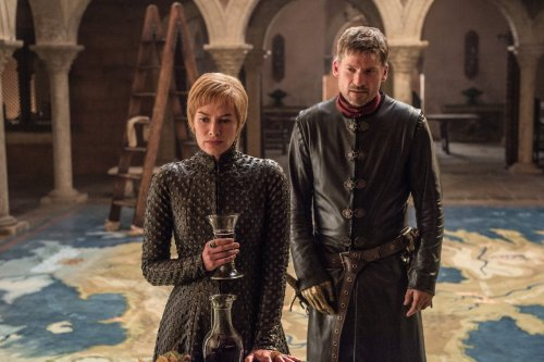 Lena Headey Nikolaj Coster-Waldau Game of Thrones: Season 7