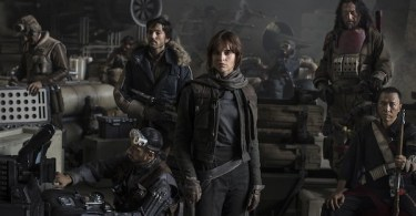 Riz Ahmed Diego Luna Felicity Jones Jiang Wen Donnie Yen Rogue One: A Star Wars Story