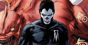 Shadowman comics