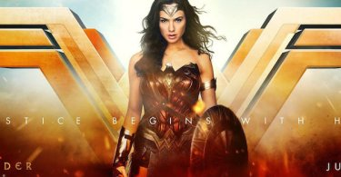 Wonder Woman Movie Banner