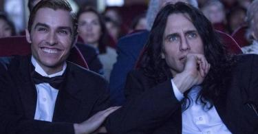 Dave Franco James Franco The Disaster Artist