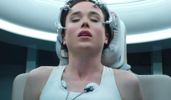 Ellen Page Faltliners