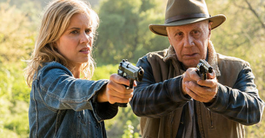Kim Dickens Dayton Callie Fear The Walking Dead Red Dirt