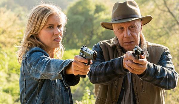 Kim Dickens Dayton Callie Fear The Walking Dead Red Dirt