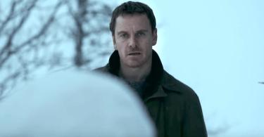 Michael Fassbender The Snowman