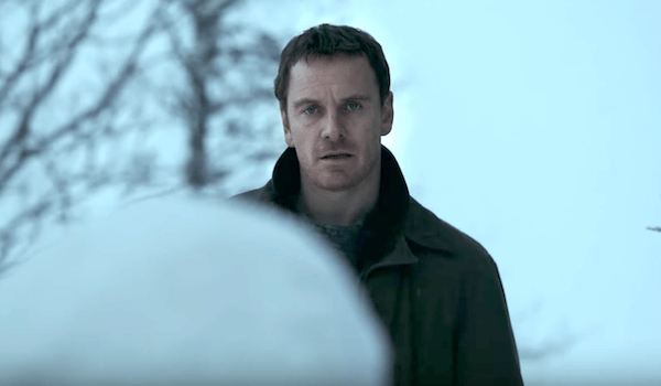 Michael Fassbender The Snowman