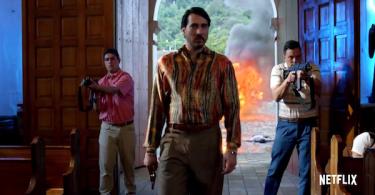 Alberto Ammann Narcos: Season 3