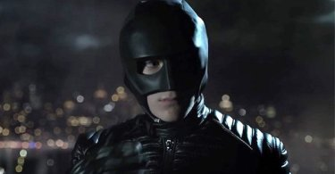 David Mazouz Proto-Batman Suit Gotham: Season 4