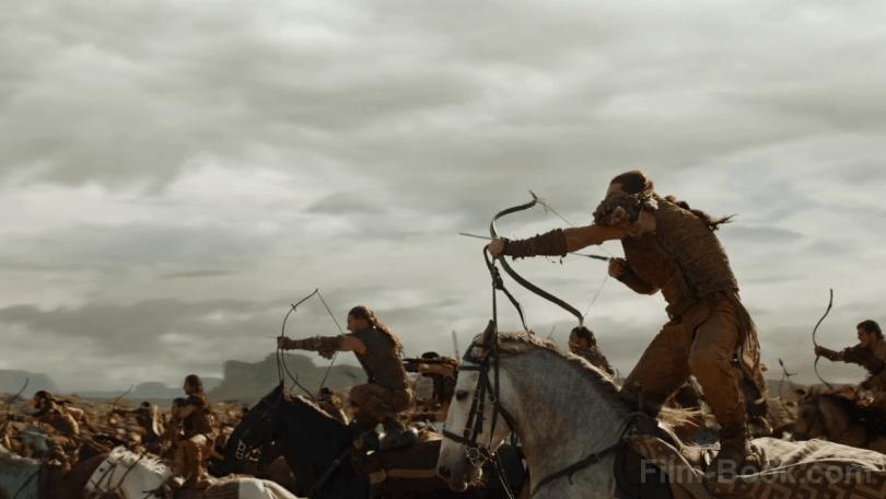 Dothraki Bow Arrow Horseback Game of Thrones The Spoils of War