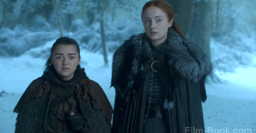 Maisie Williams Sophie Turner Game of Thrones The