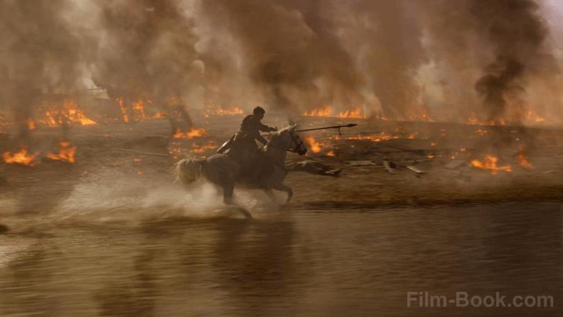 Nikolaj Coster-Waldau Joust Game of Thrones The Spoils of War