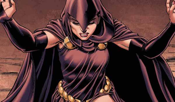 Raven Comic