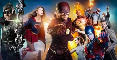 Supergirl The Flash Arrow Legends of Tomorrow