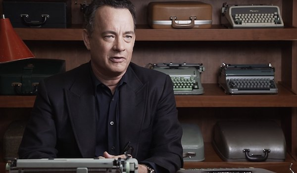 Tom Hanks California Typewriter