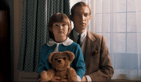 GOODBYE CHRISTOPHER ROBIN (2017) Movie Trailer: WINNIE THE POOH's Creation starring Domhnall Gleeson