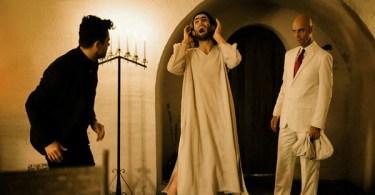 Dominic Cooper Tyson Ritter Pip Torrens Preacher Dirty Little Secret