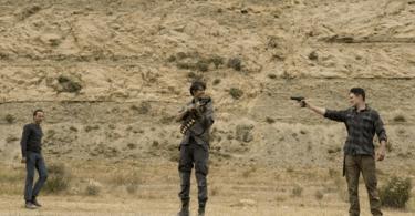 Frank Dillane Daniel Sharman Sam Underwood Fear The Walking Dead Brother's Keeper