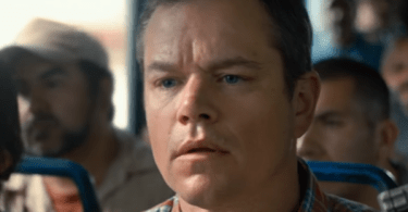 Matt Damon Downsizing