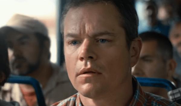 Matt Damon Downsizing