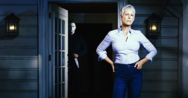 Jamie Lee Curtis Michael Myers