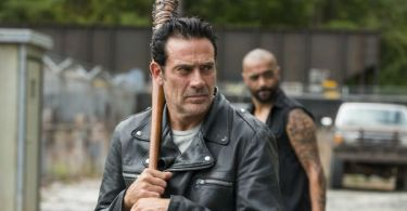 Jeffrey Dean Morgan Negan The Walking Dead Season 7